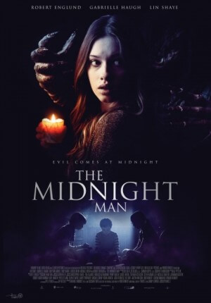 The midnight man Movie Poster