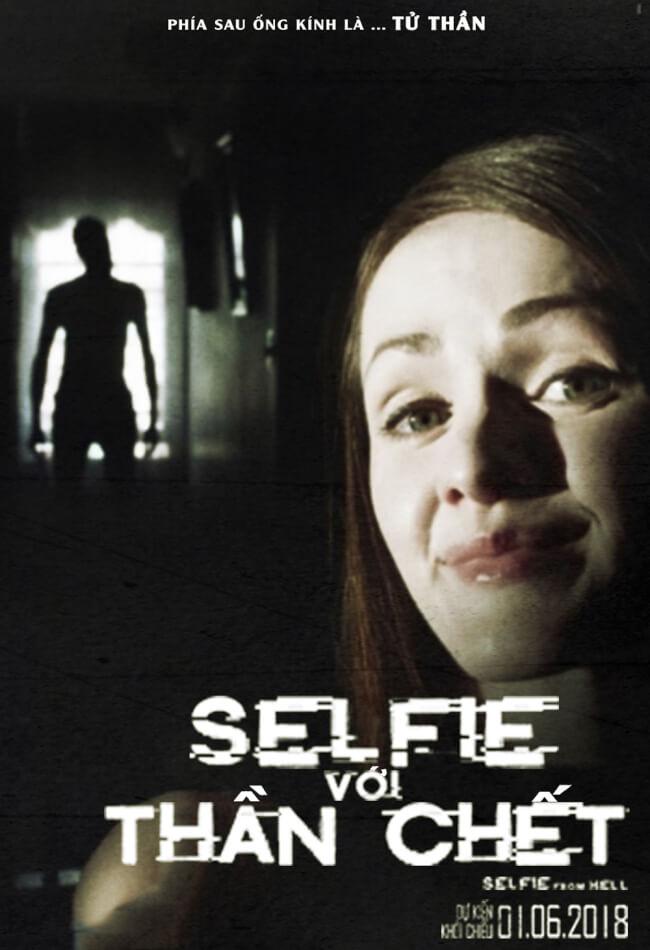 SELFIE CÙNG THẦN CHẾT Movie Poster