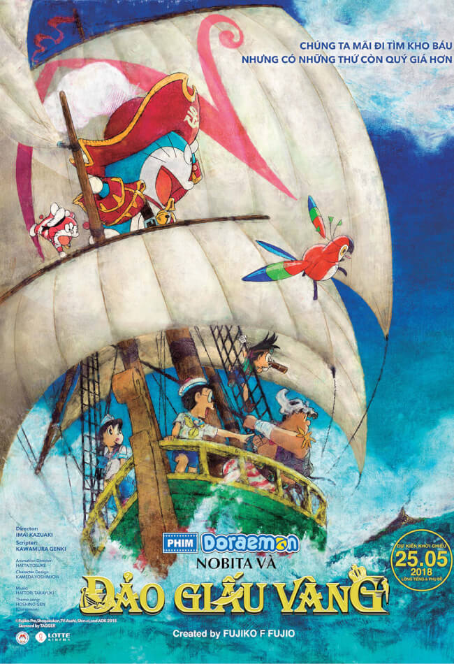 DORAEMON THE MOVIE: NOBITA Movie Poster