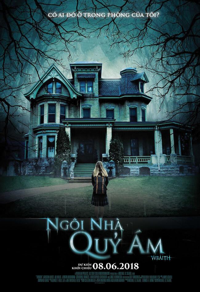 NGÔI NHÀ QUỶ ÁM Movie Poster