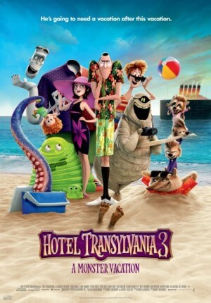 Hotel transylvania 3: summer vacation Movie Poster