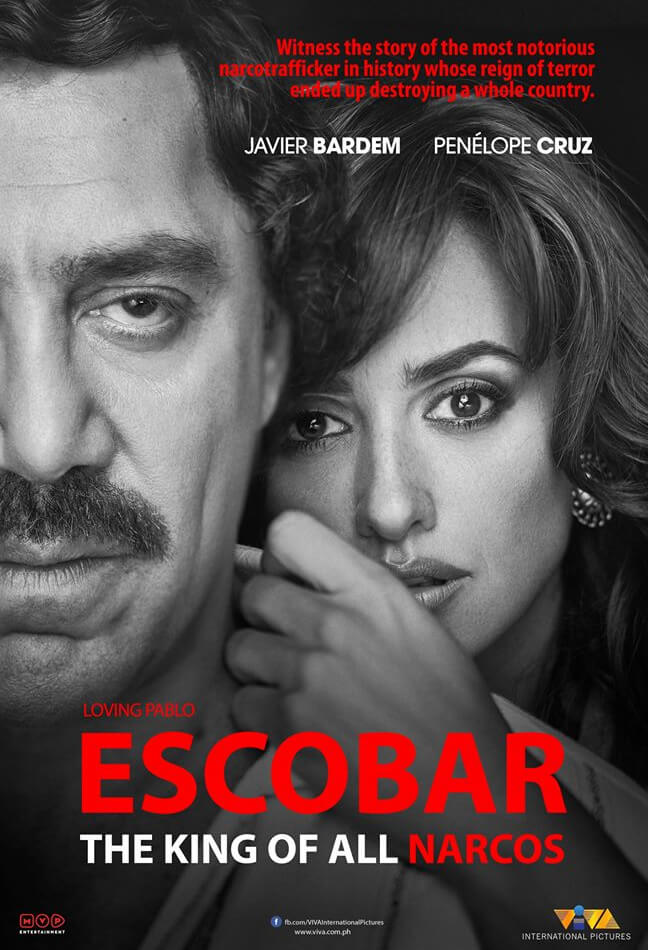 Escobar (2018) Showtimes, Tickets & Reviews | Popcorn