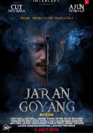 Jaran goyang Movie Poster