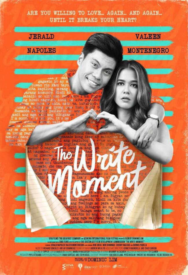 The Write Moment Movie Poster
