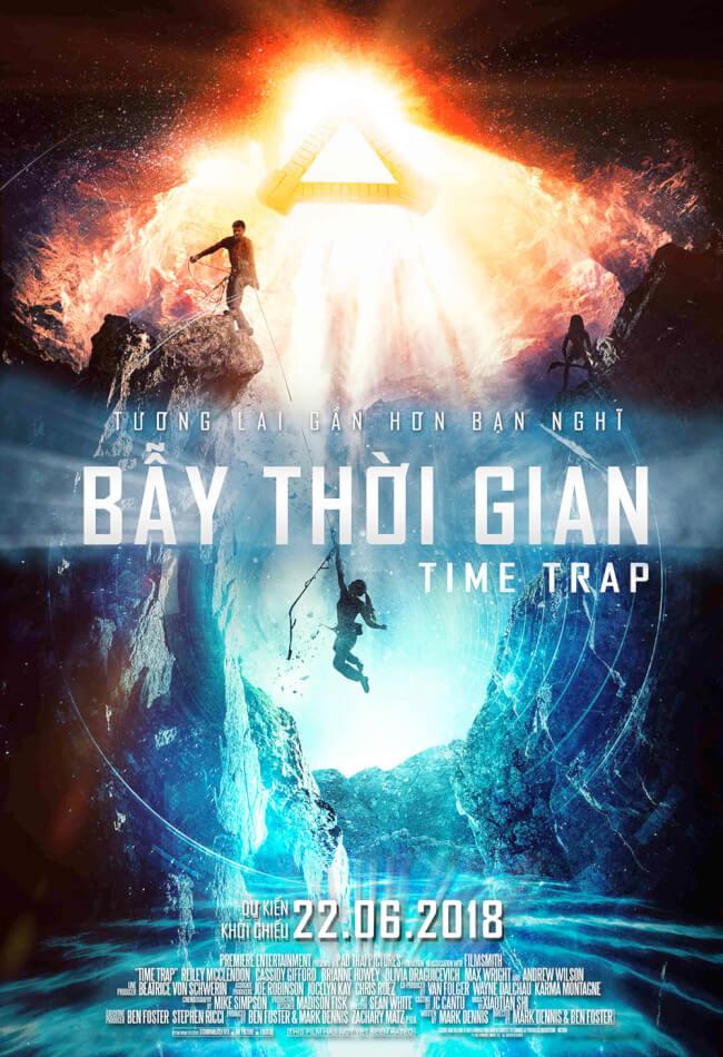 TIME TRAP (2018) Showtimes, Tickets & Reviews | Popcorn Vietnam