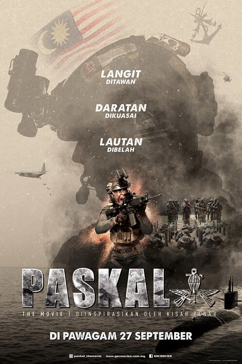 Paskal Movie Poster