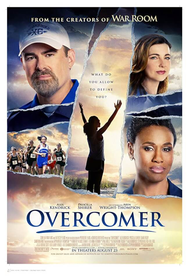 Overcomer Movie Poster