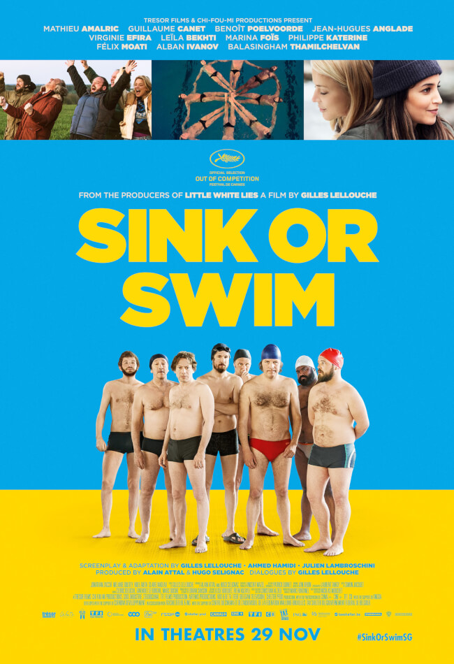 Sink Or Swim Movie Poster