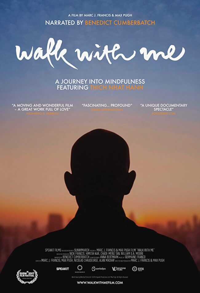 2017 - Walk With Me Movie Poster