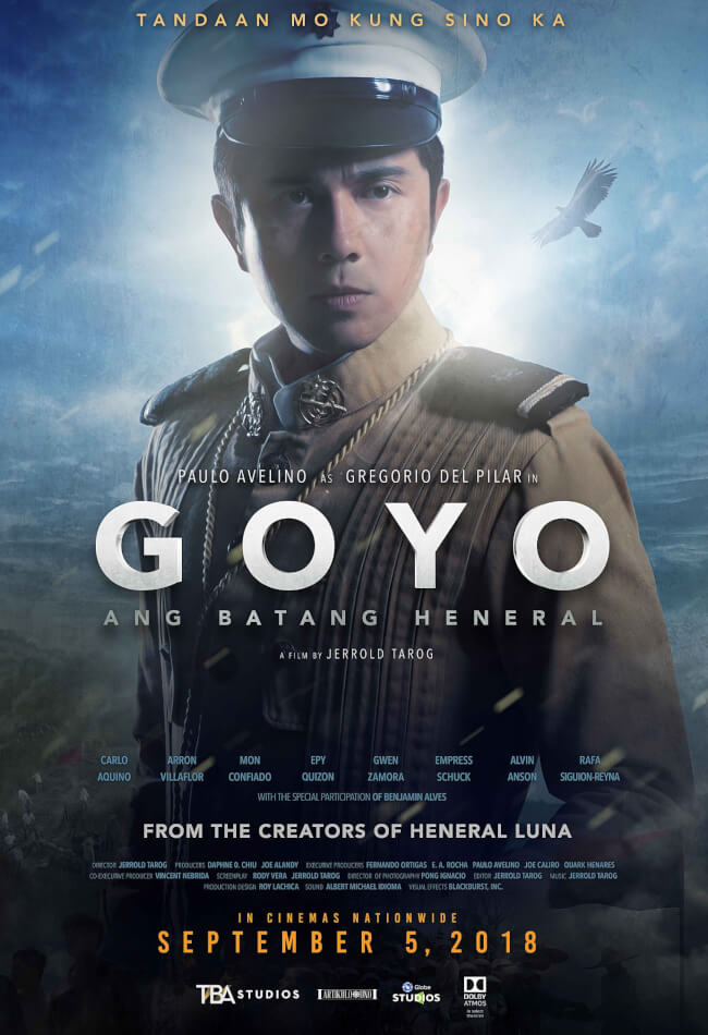 Goyo: Ang Batang Heneral Movie Poster