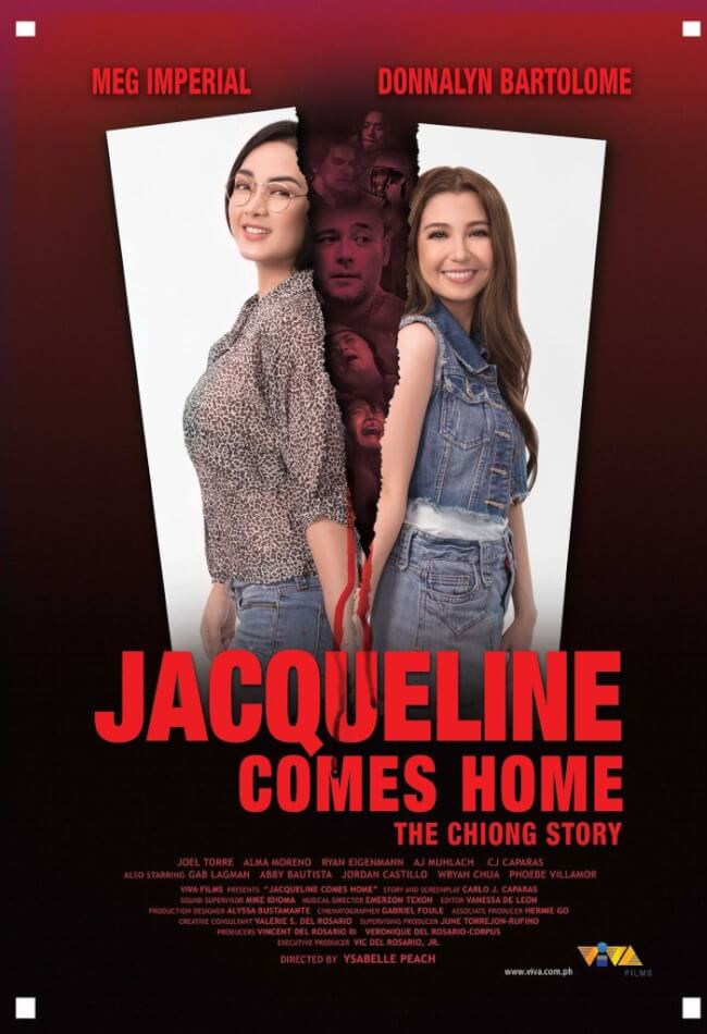 Jacqueline Comes Home Movie Poster