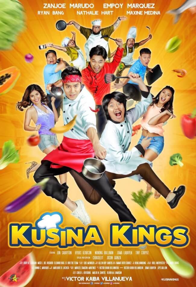 Kusina Kings Movie Poster