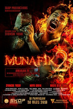 Munafik 2 Movie Poster