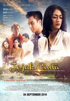 Jejak cinta Movie Poster