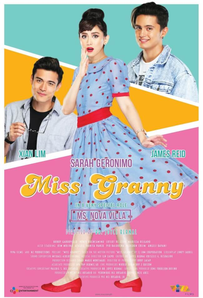 Miss Granny Movie Poster