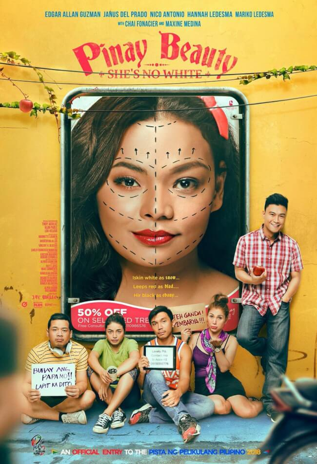 Pinay Beauty Movie Poster