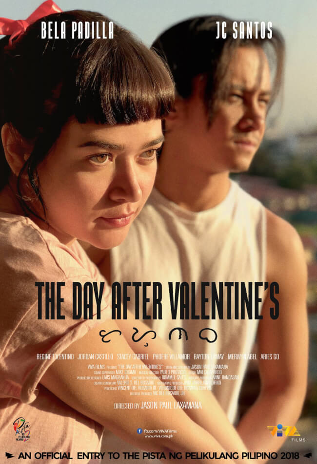 The Day After Valentine's Movie Poster