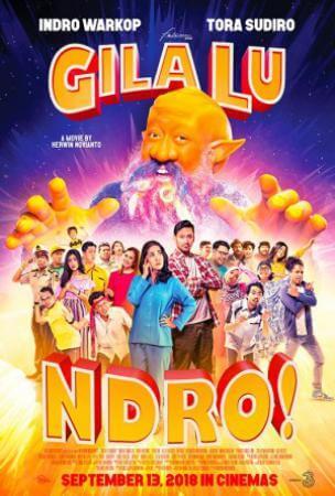 Gila lu ndro! Movie Poster