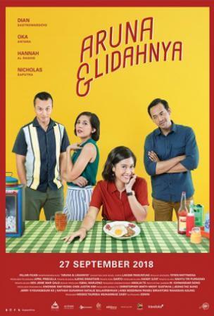 Aruna & lidahnya Movie Poster