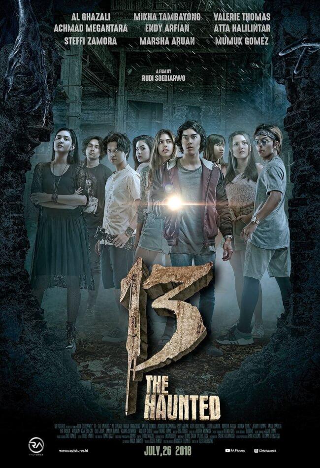 Tanggal 13 Movie Poster