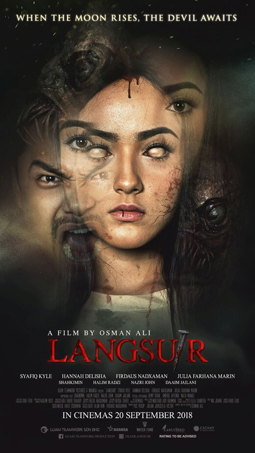 Langsuir Movie Poster