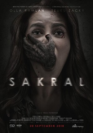 Sakral Movie Poster
