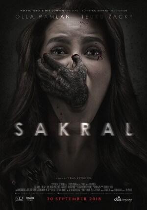 Sakral Movie Poster