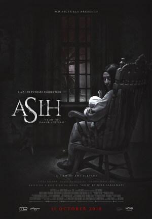 Asih Movie Poster