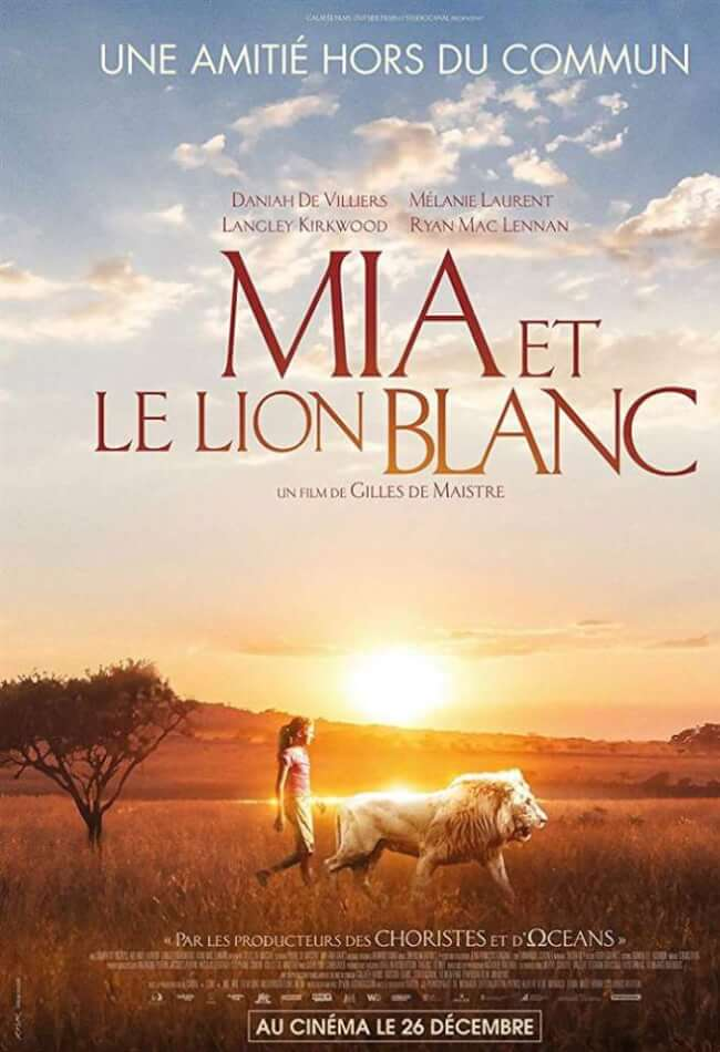 Mia And The White Lion 2018 Showtimes Tickets Reviews Popcorn Thailand