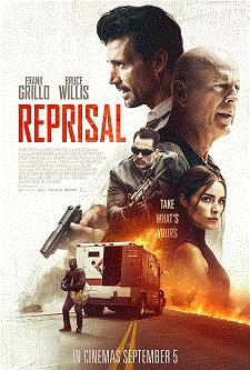 Reprisal Movie Poster