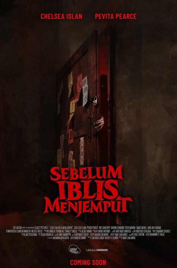 Sebelum Iblis Menjemput Movie Poster