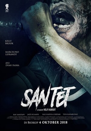 Santet Movie Poster