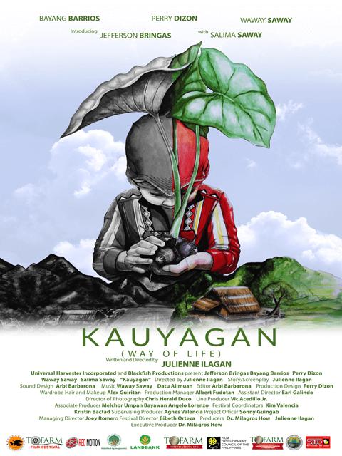 Kauyagan Movie Poster