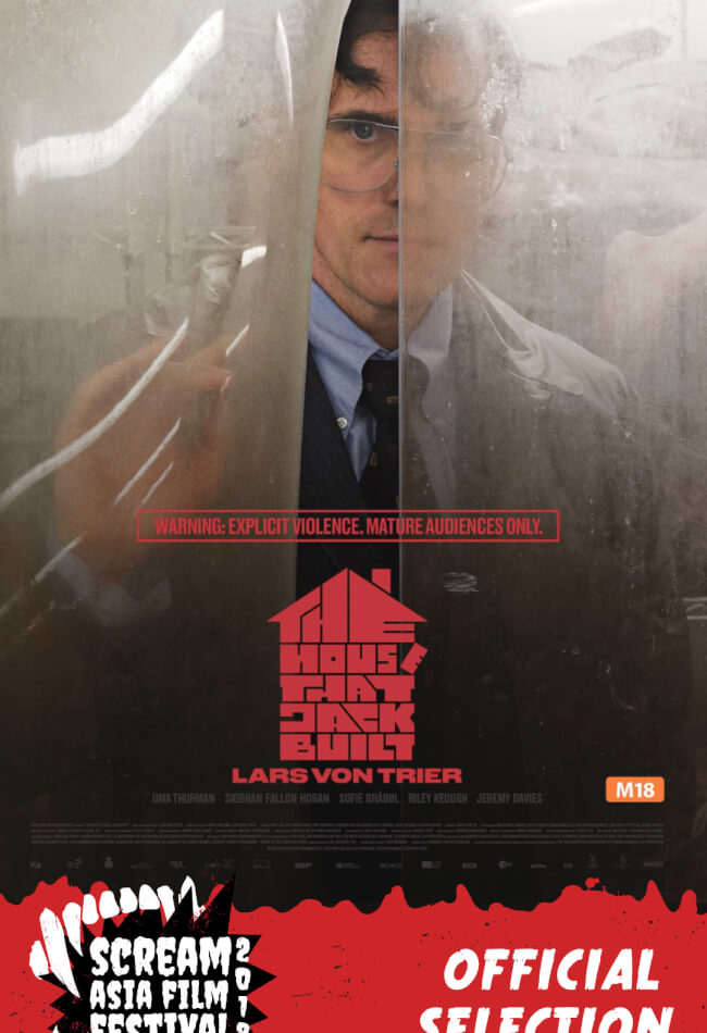 The House That Jack Built Movie Poster