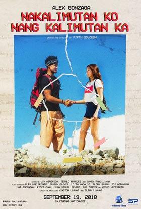 Nakalimutan Ko Nang Kalimutan Ka  Movie Poster