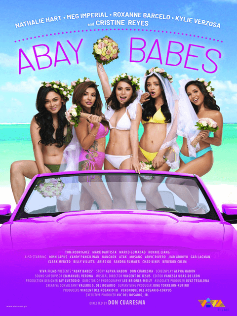 Abay Babes Movie Poster