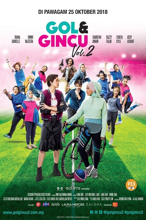 Gol Dan Gincu Vol. 2 Movie Poster