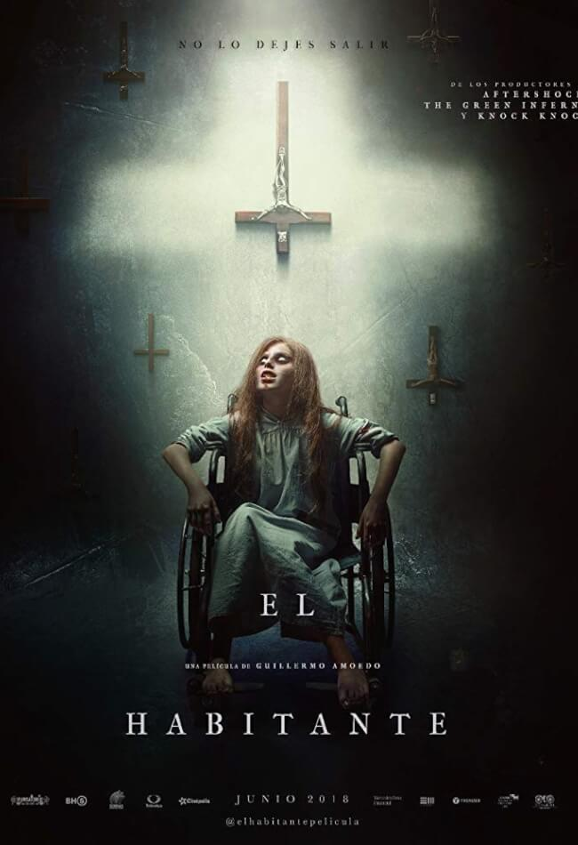 The Inhabitant Movie Poster