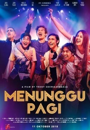 Menunggu pagi Movie Poster
