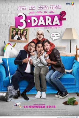 3 dara 2 Movie Poster
