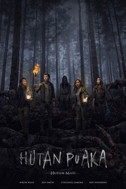 Hutan Puaka Movie Poster