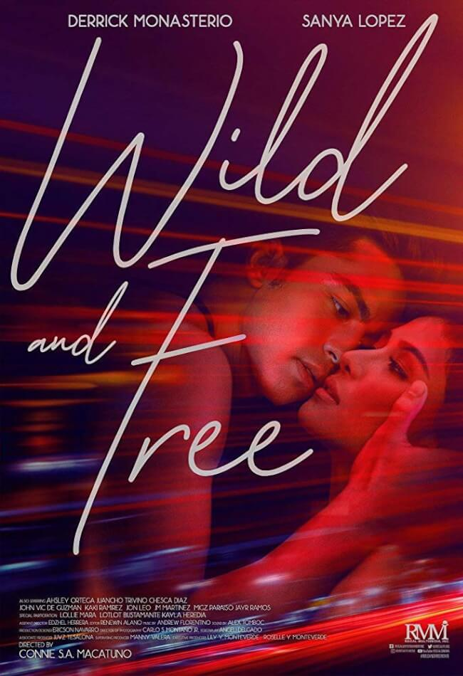 Wild and Free Movie Poster