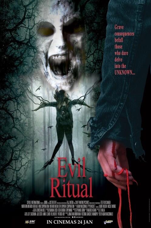 Evil Ritual Movie Poster