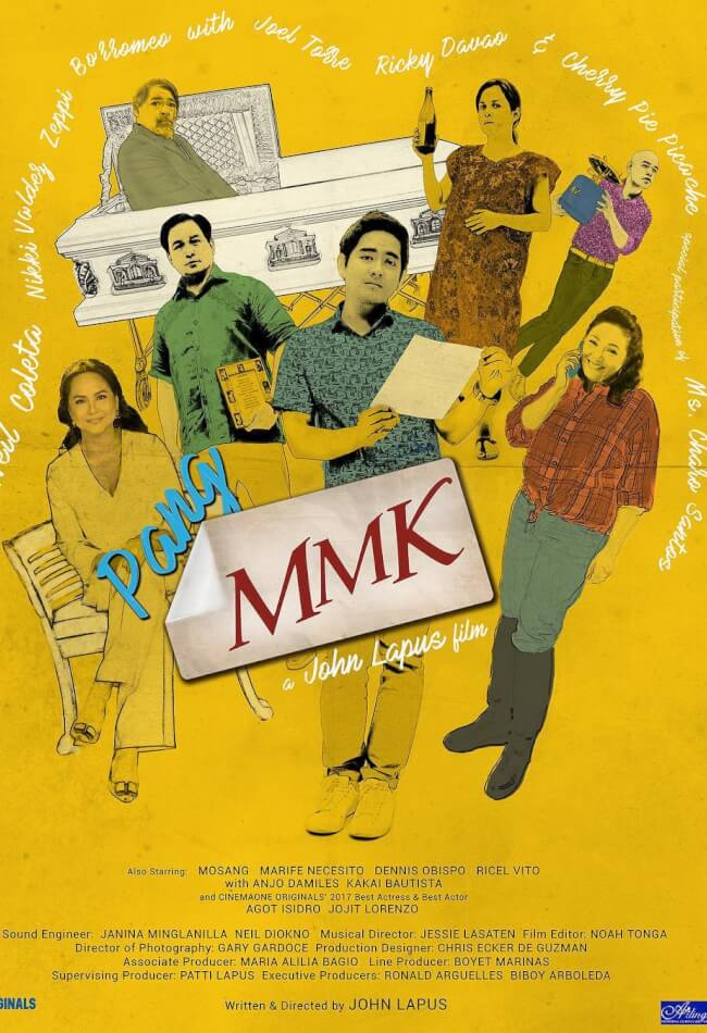 Pang-MMK Movie Poster
