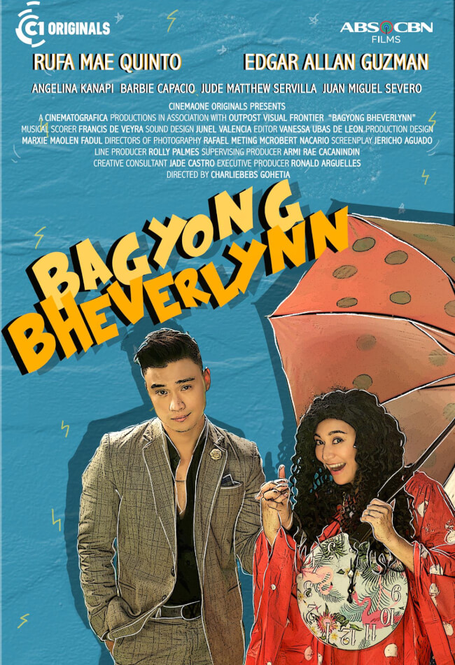 Bagyong Bheverlynn Movie Poster