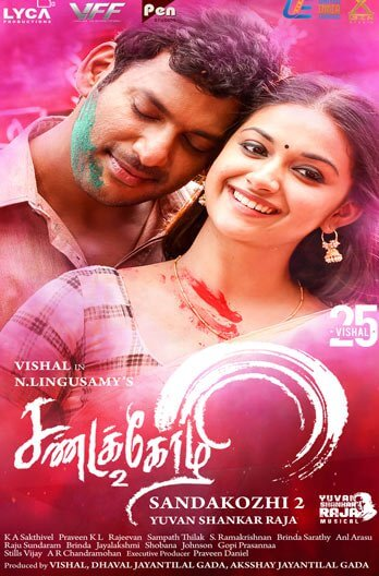 Sandakozhi 2 (Pandem Kodi 2) Download And Watch Full Movie HD