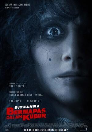 Suzzanna: bernapas dalam kubur Movie Poster