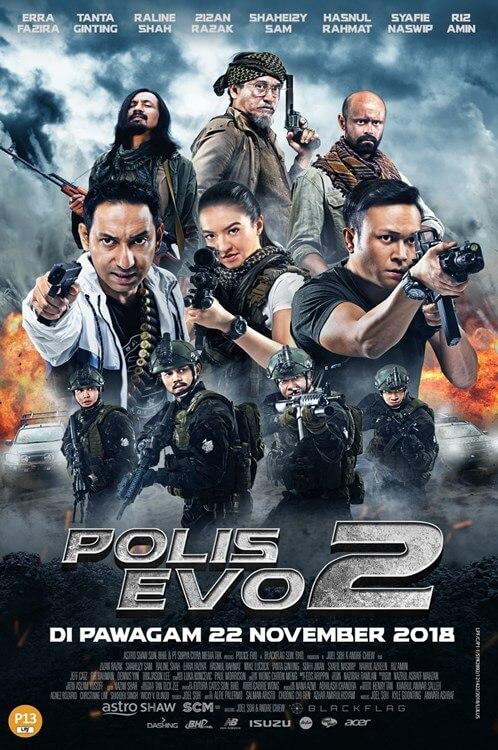 Polis Evo 2 Movie Poster