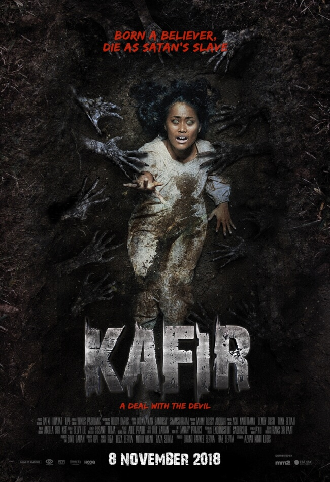 Kafir Movie Poster